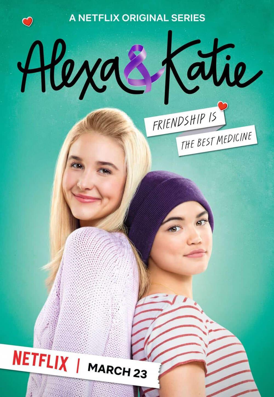 Alexa and Katie Poster de Netflix