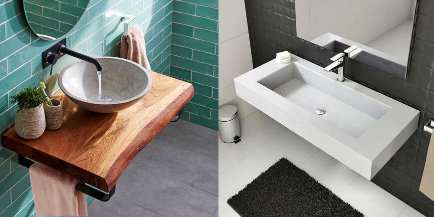 Mi reforma: Muebles de baño de Leroy Merlin | Mamis y bebés