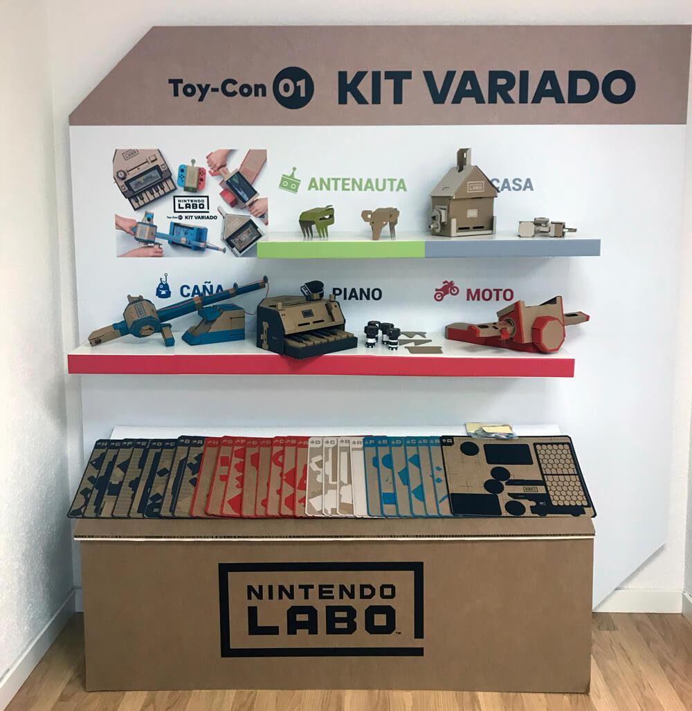 NInteno Labo Toy-Con 01