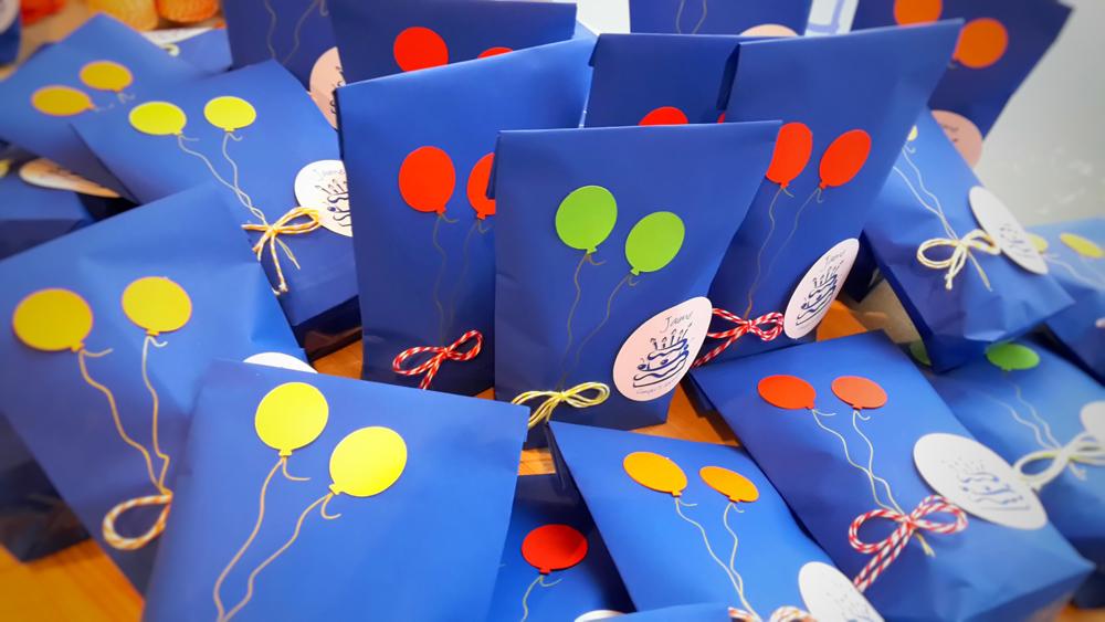 Pequeños detalles para cumpleaños o comuniones en La Didacteca 01