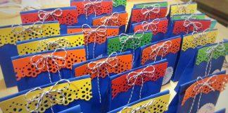 Pequeños regalos La didacteca para cumpleaños y comunión