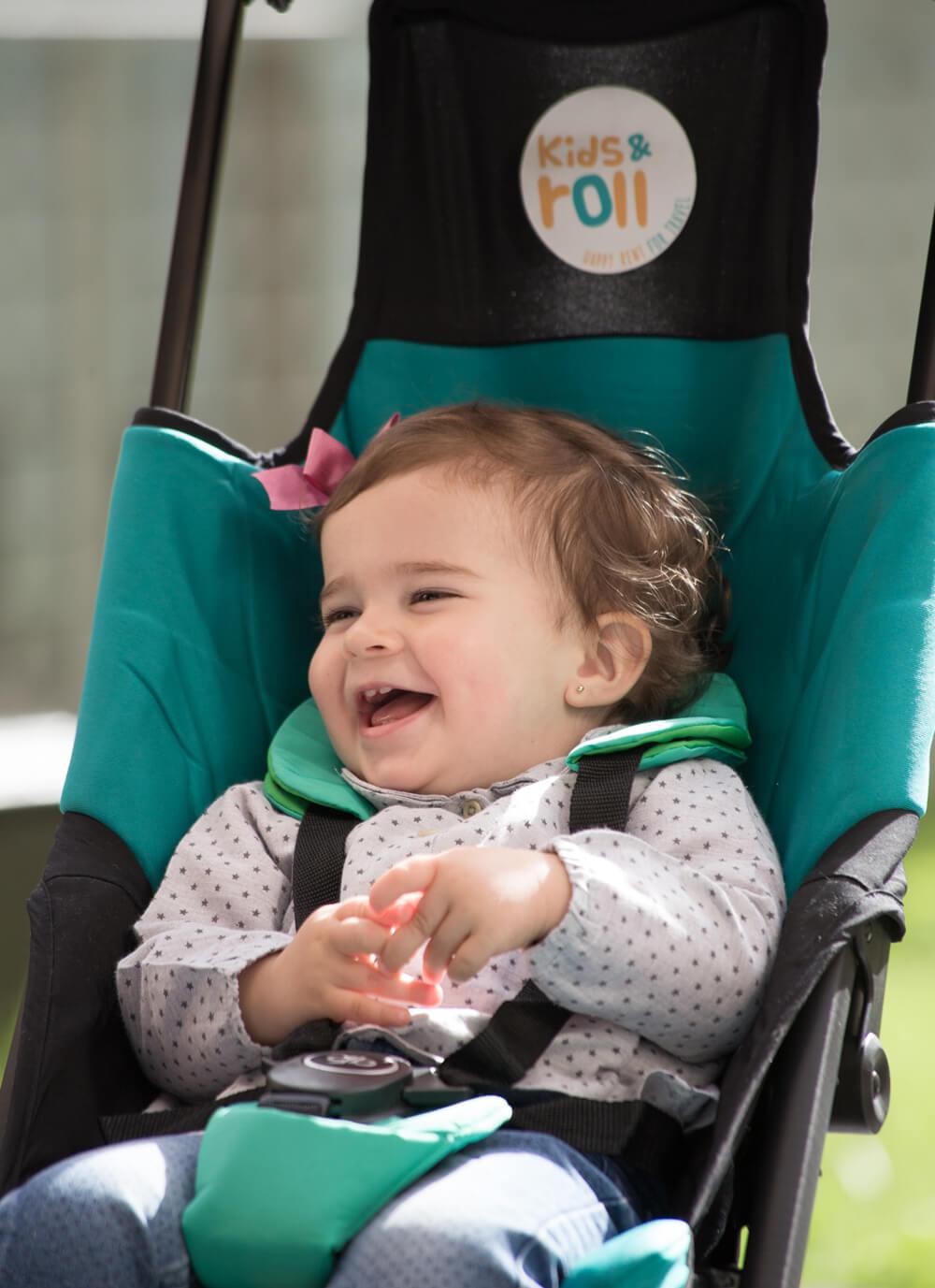 Kids and Roll alquiler de sillas de paseo