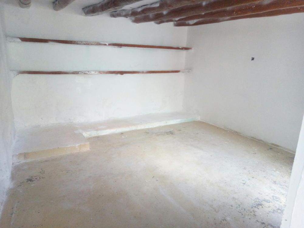 Habitación pintada