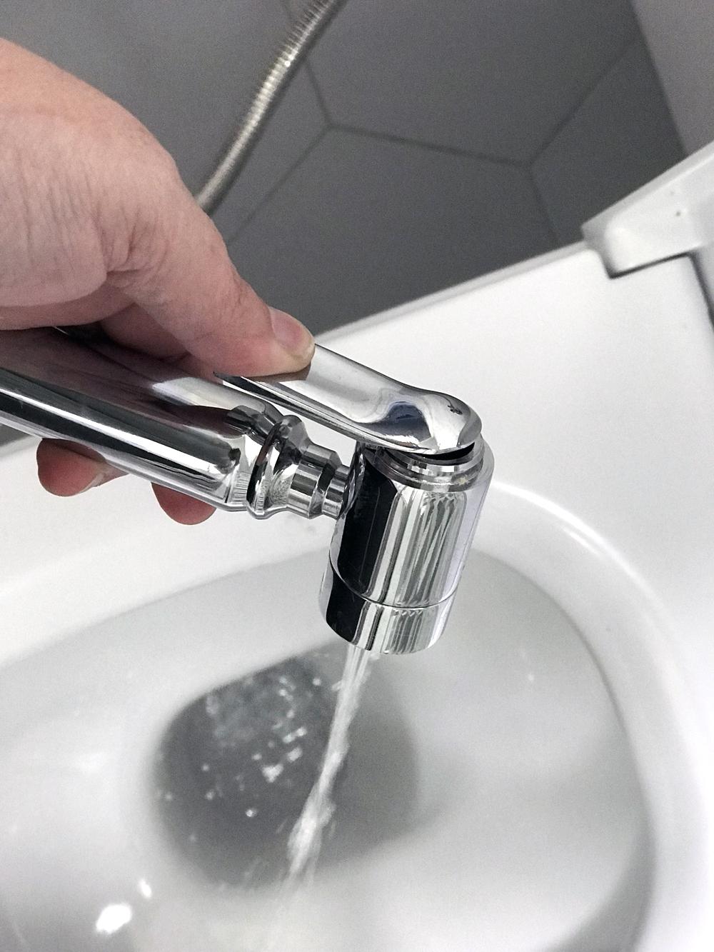 caudal ducha higienica