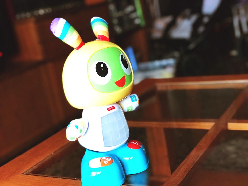 Fisher Price Robot Robi