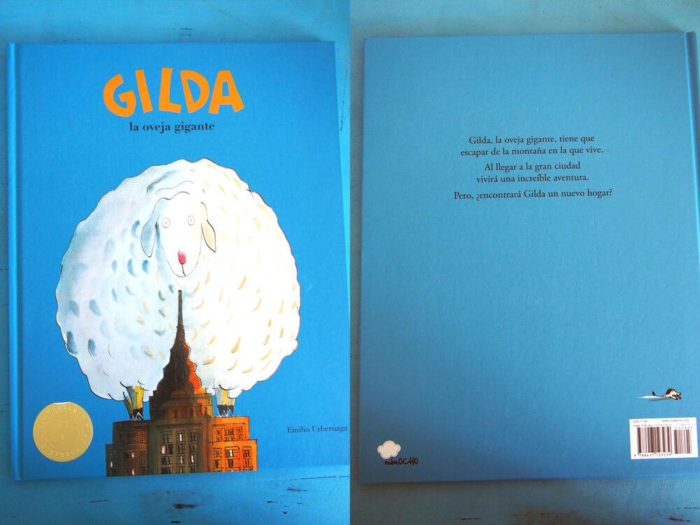 Gilda la oveja gigante