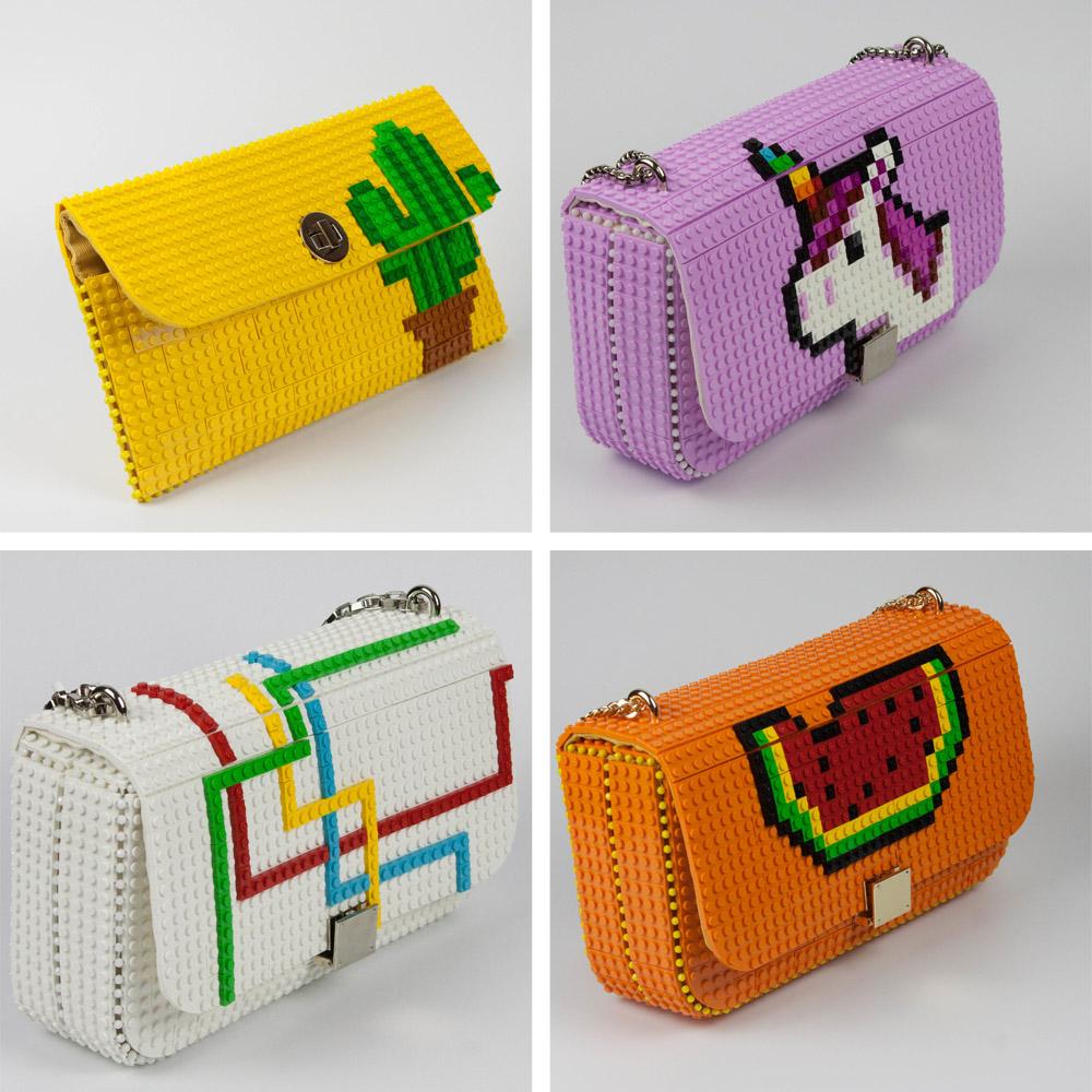 bolsos bag and block