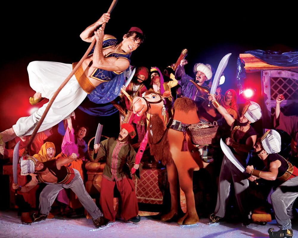 Disney On Ice – Conquista tus sueños Aladdin
