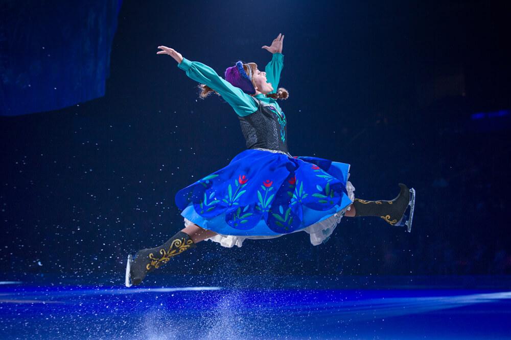 Disney On Ice – Conquista tus sueños Anna