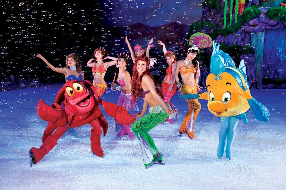 Disney On Ice – Conquista tus sueños Ariel