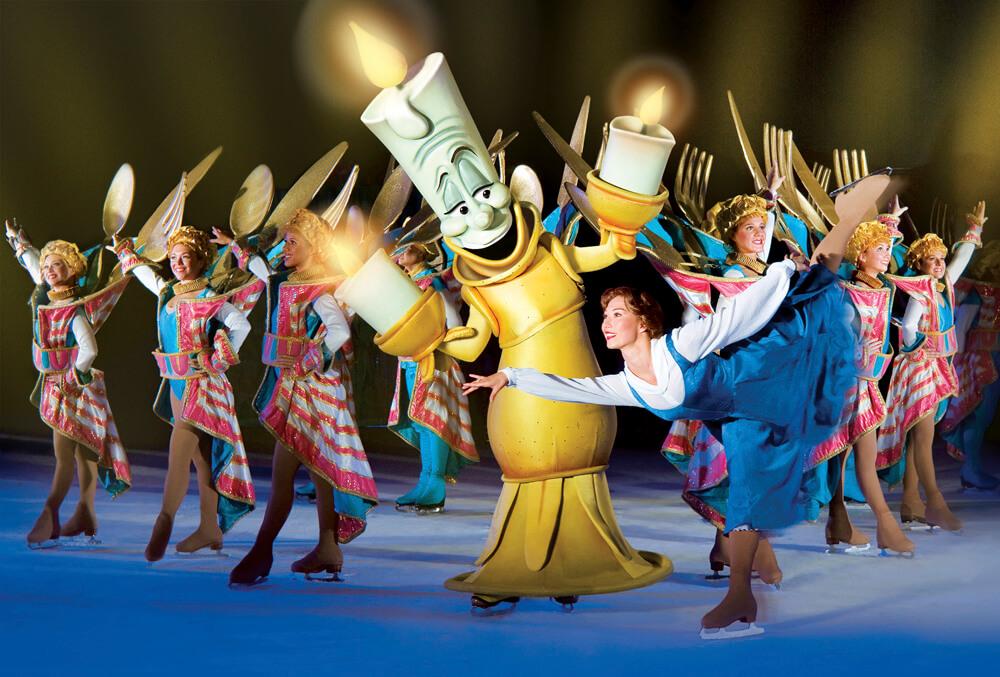 Disney On Ice – Conquista tus sueños Bella y Bestia