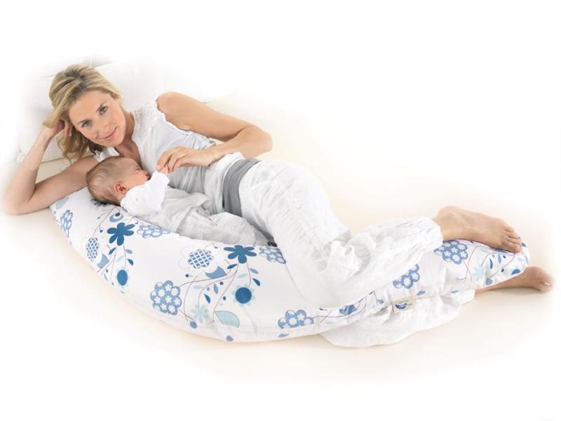 Cojín De Lactancia El Amante Mamis Y Bebés