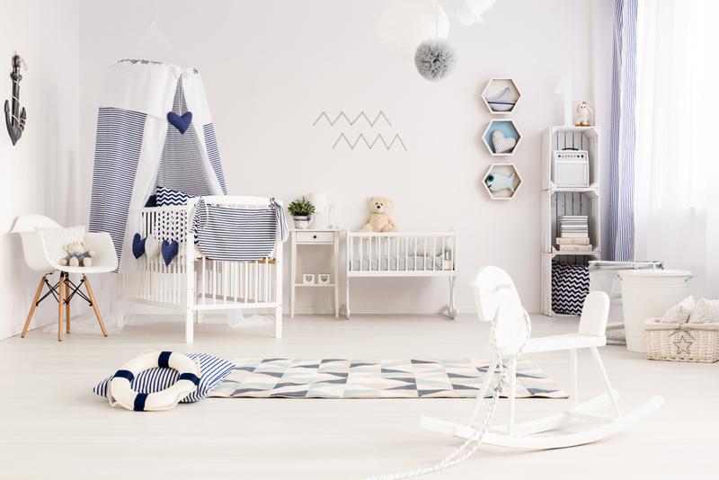 Habitación del bebé Nursery