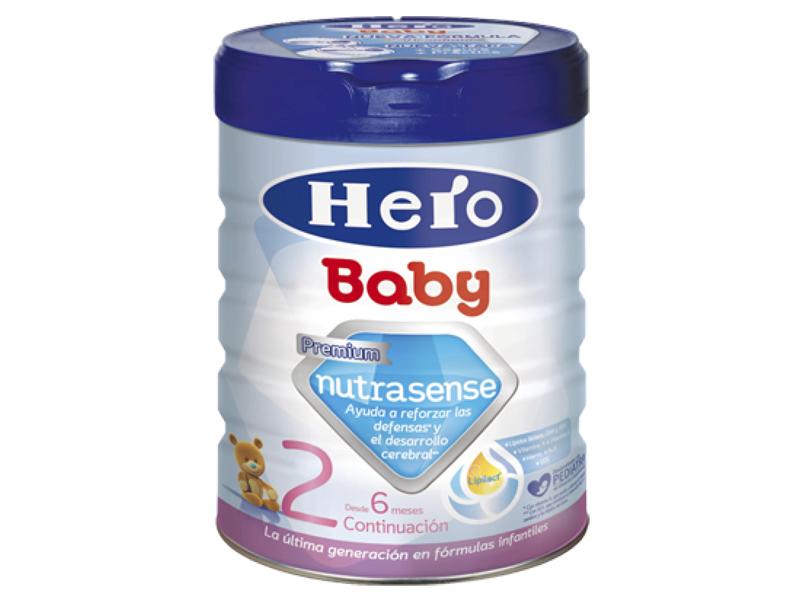 leche de continuacion Hero Baby 2