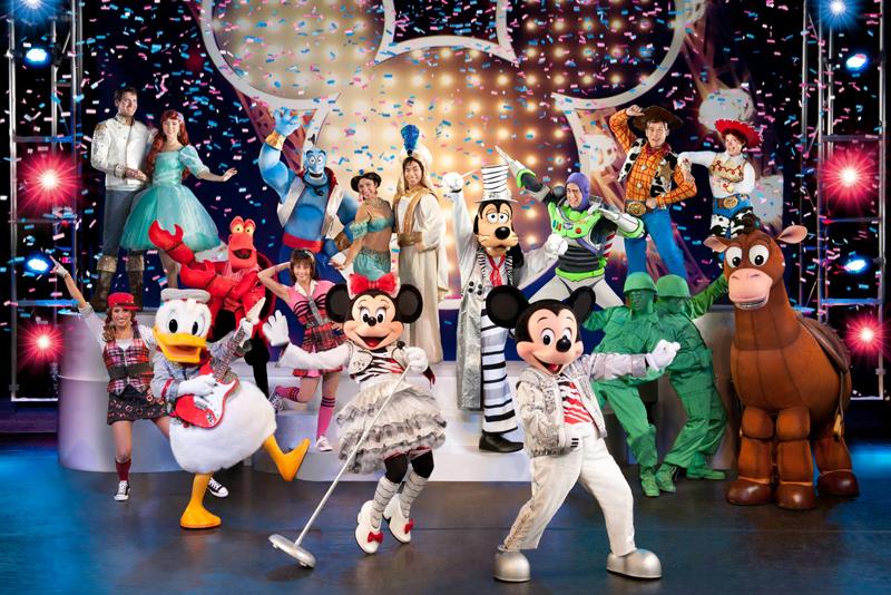 Disney Live: Mickey's Music Festival