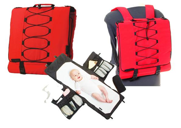 Bolsos maternales de GR8 traveller