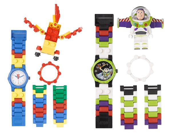 Relojes lego