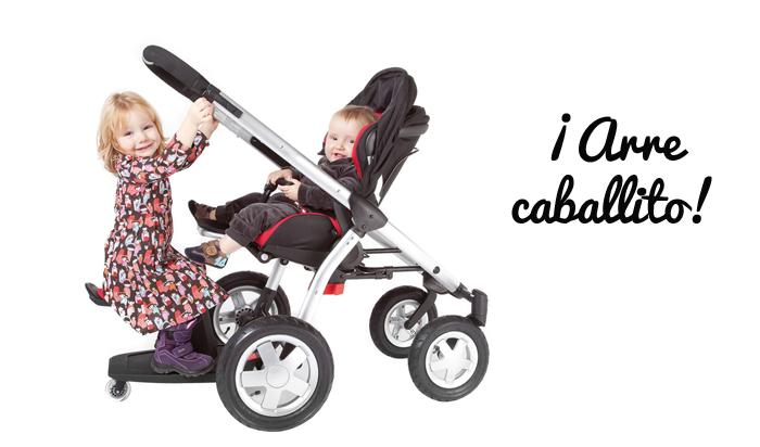 Opciones de patinetes para cochecito | Mamis y bebés