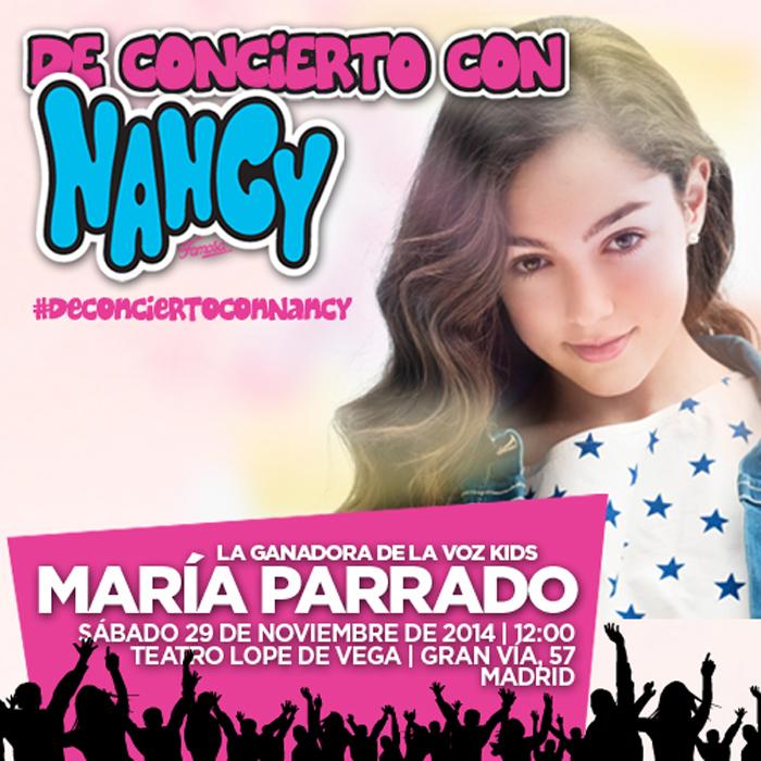 Nancy Concurso Maria Parrado