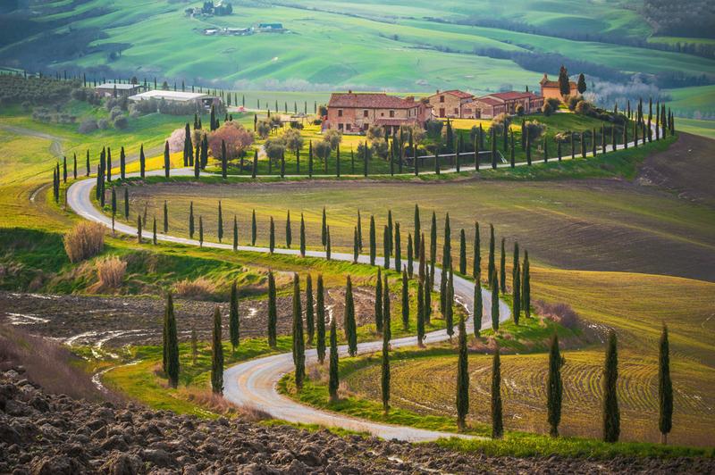 Toscana. Planear vacaciones con niños