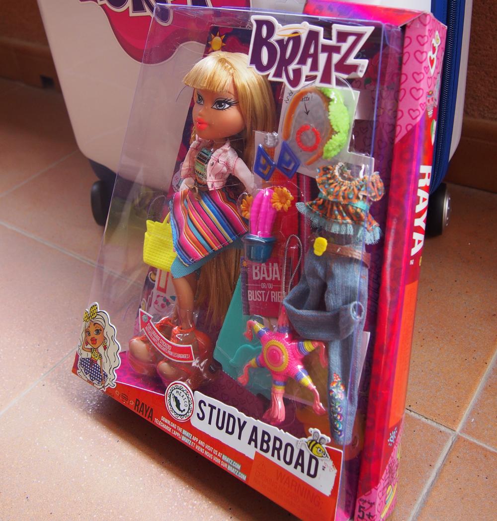 Bratz study abroad