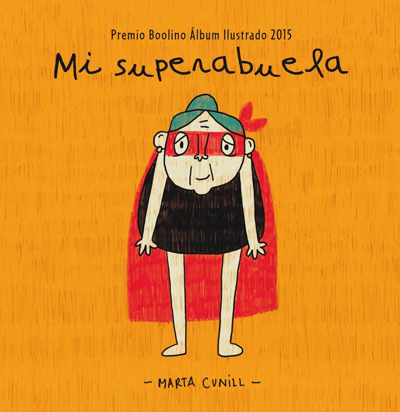 Mi superabuela Marta Cunill