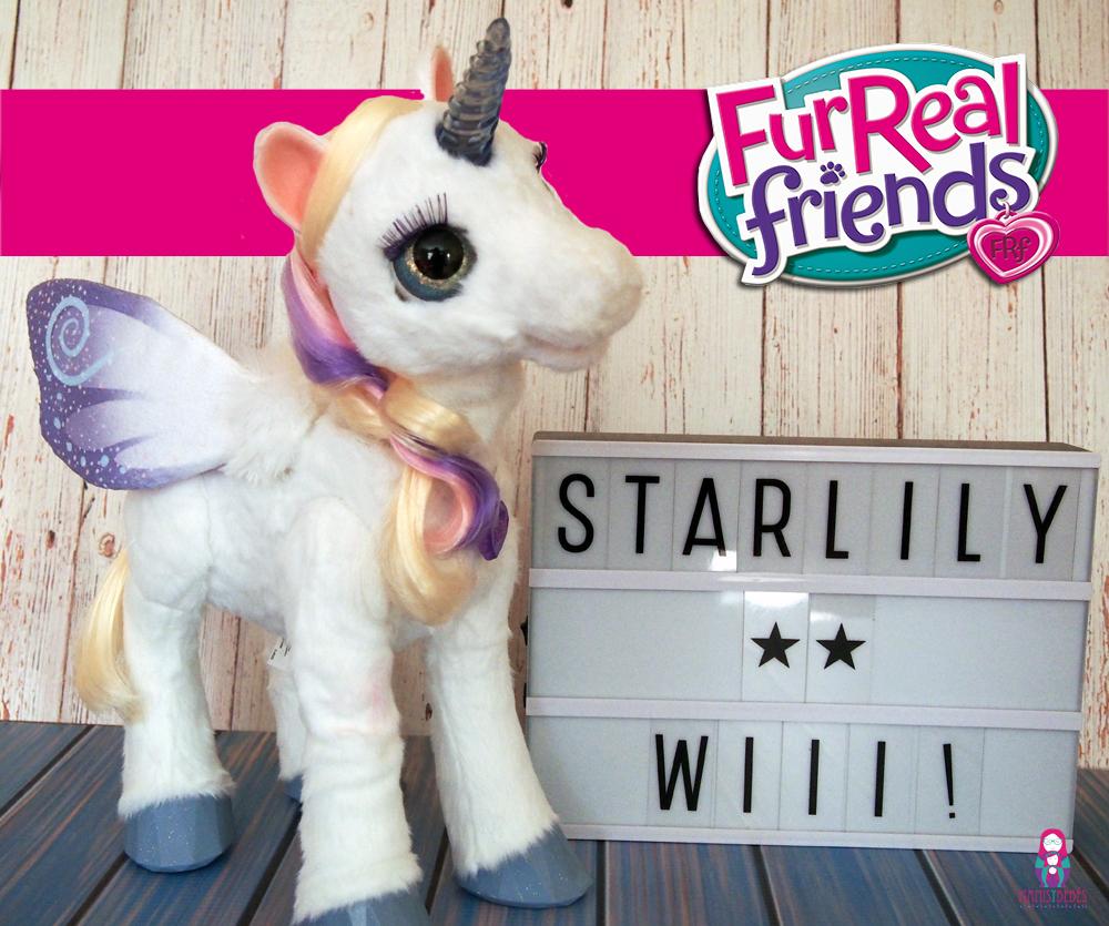 Starlily furrealfriends
