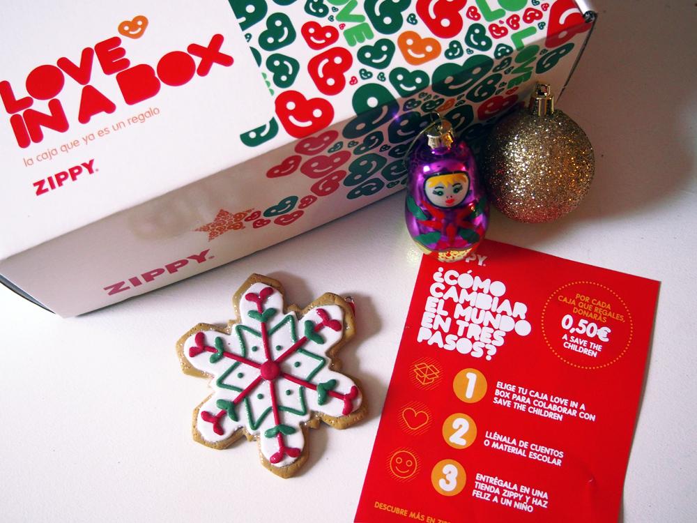 Love in a box