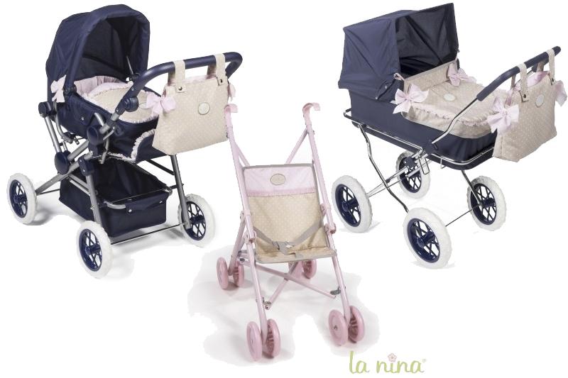 Carritos De Muñecas Para Niños Y Niñas Mamis Y Bebés