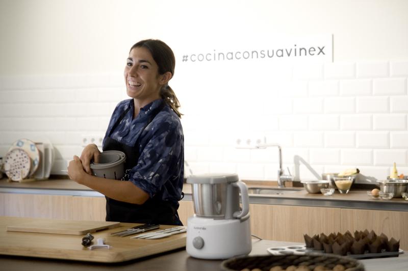 Cocina con Suavinex Alma