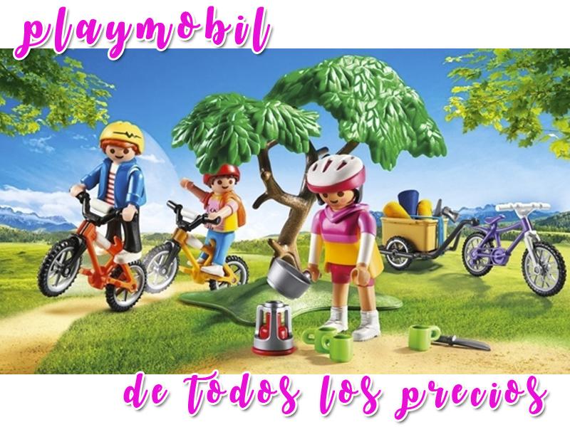playmobil de todos los precios