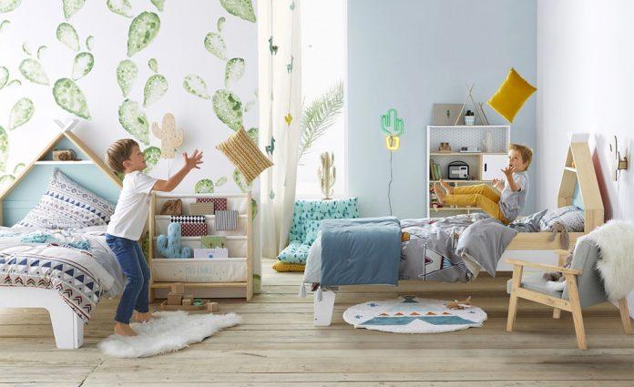 muebles para crear una biblioteca infantil