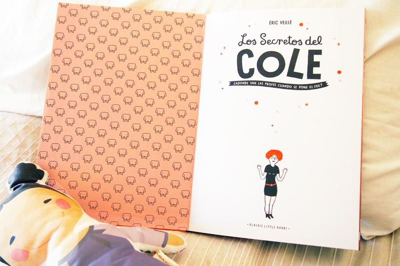 Los secretos del cole, de Éric Veille