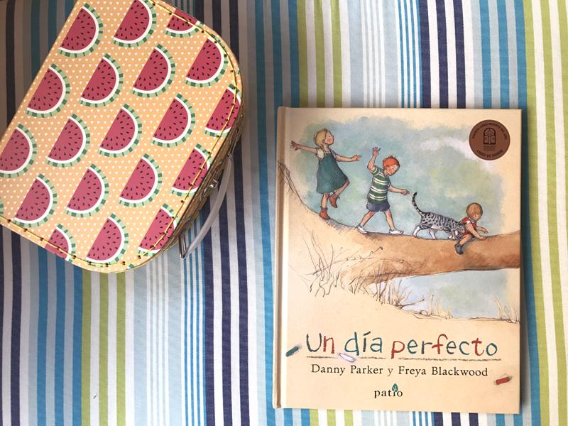 Un día perfecto, de Danny Parker y Freya Blackwood