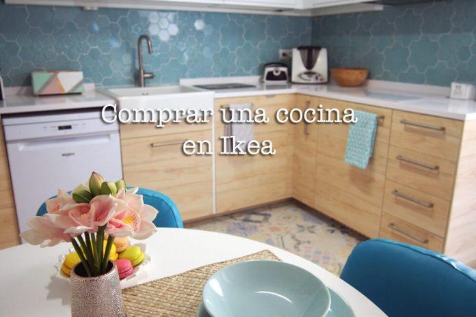cocina en ikea precio con montaje