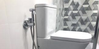 Ducha higiénica o ducha de bide