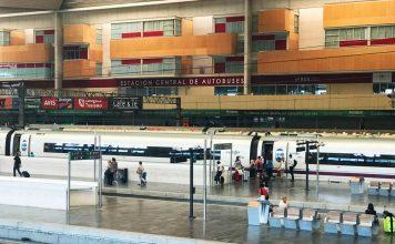 Estacion de Delicias Zaragoza
