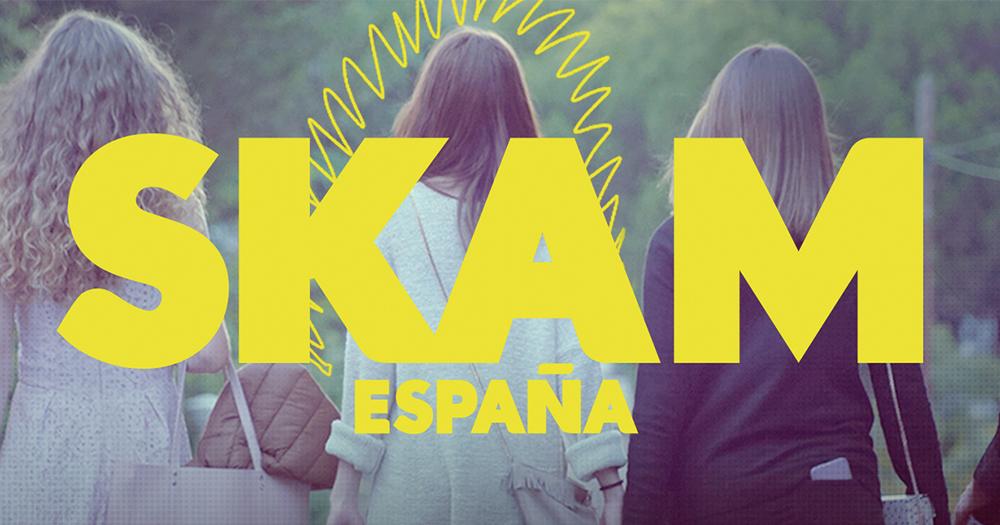Skam España portada
