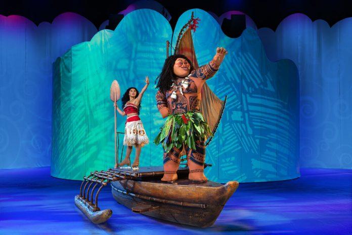 Disney On Ice – Conquista tus sueños Vaiana