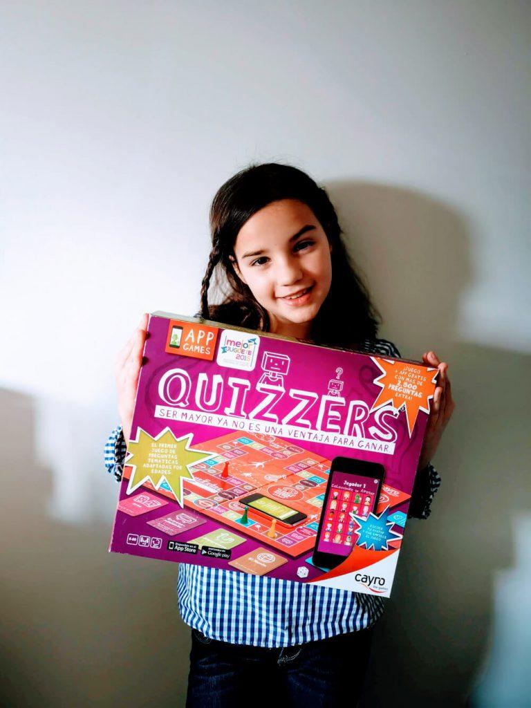 Quizzers, de Cayro Games