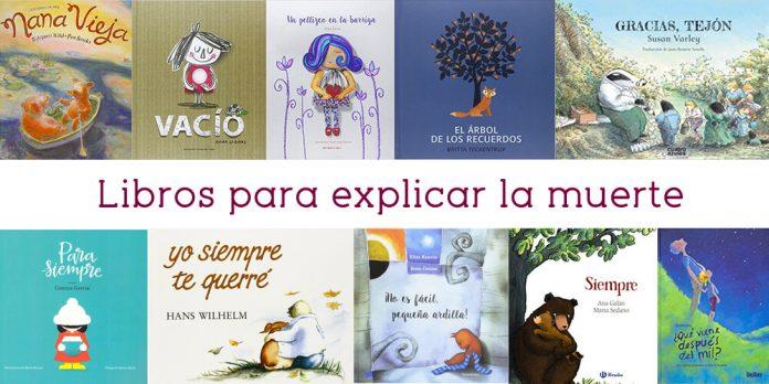 libros para explicar la muerte