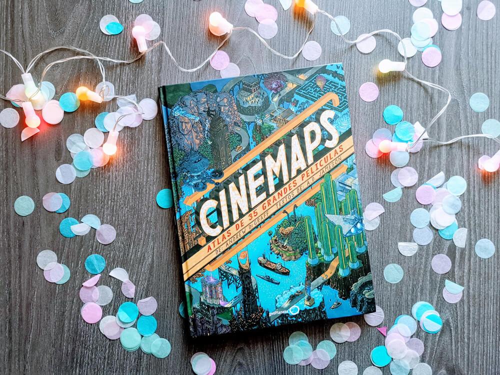 Cinemaps. Atlas de 35 grandes películas