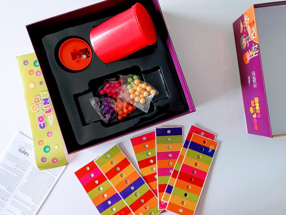 Color Line, Cayro Games