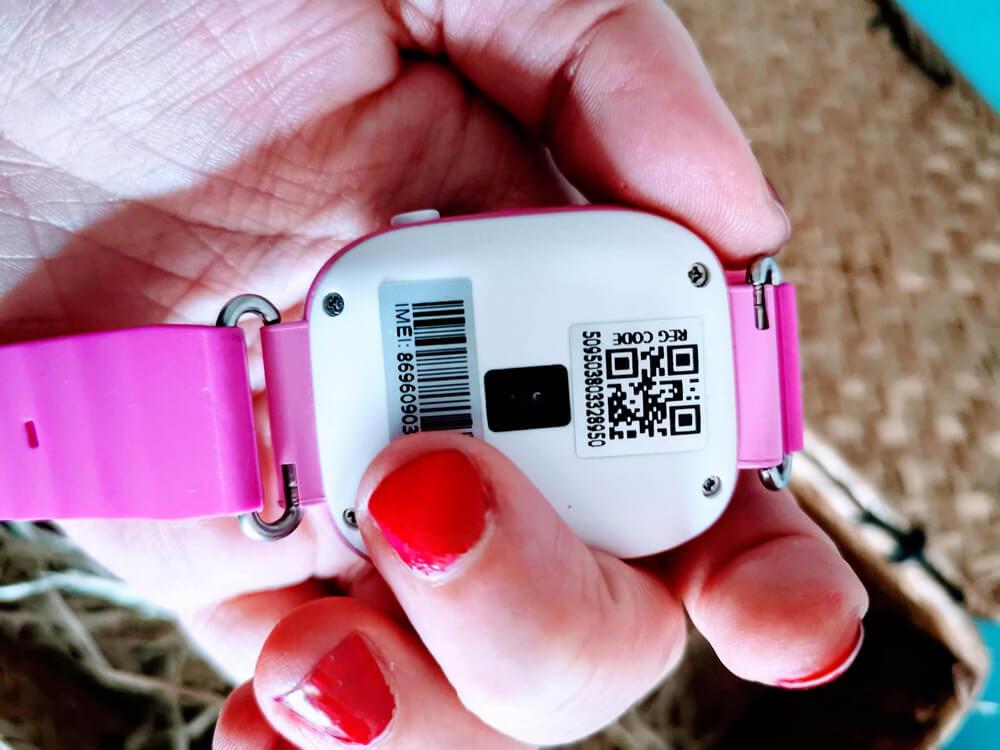 reloj con GPS de Qscom 04
