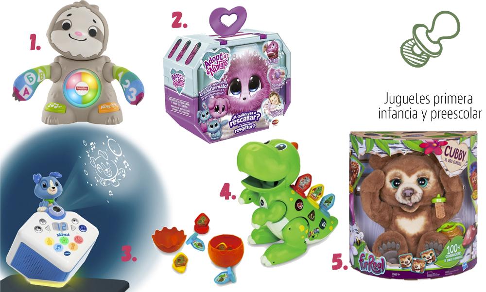 Juguetes primera infancia y preescolar. Mejor juguete del año 2019