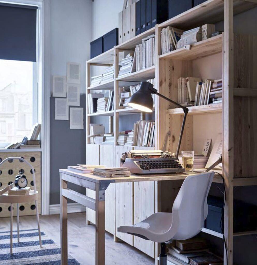 Nordic Ikea Led Ojo Cuidado Escritorio Estudiantes