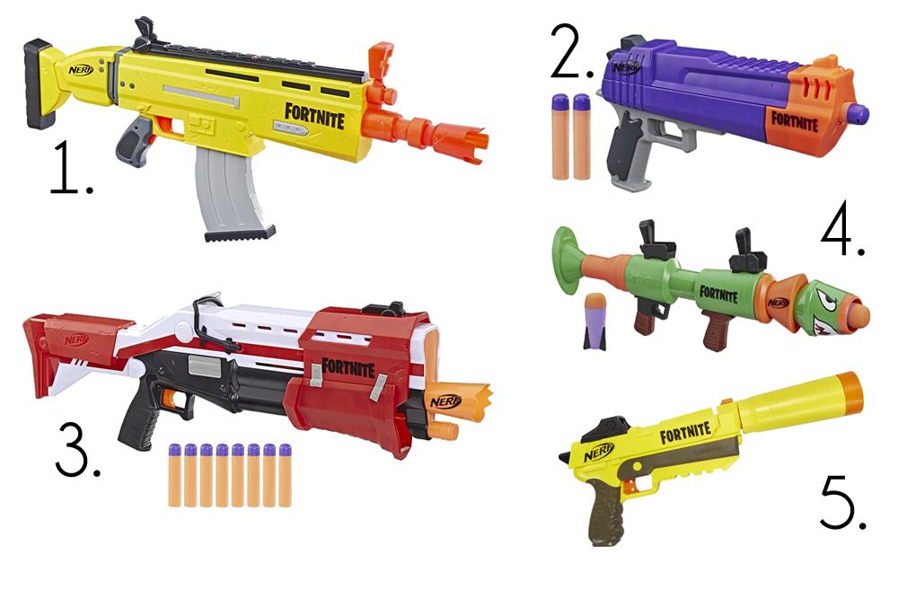Pistolas Nerf Fortnite Agua Pistolas Si O No Mamis Y Bebes
