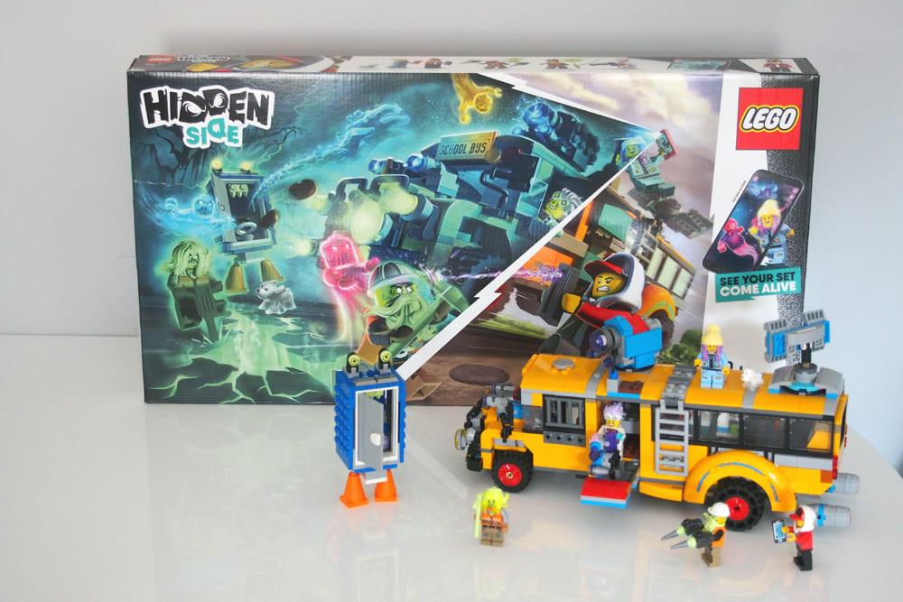 Lego Hidden Side Autobús